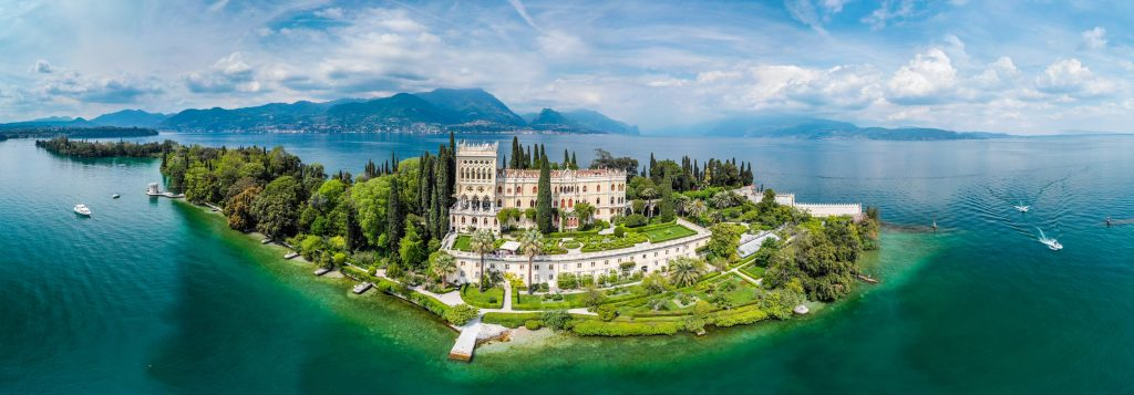 Lake Garda Wedding Videography with Drone Footage