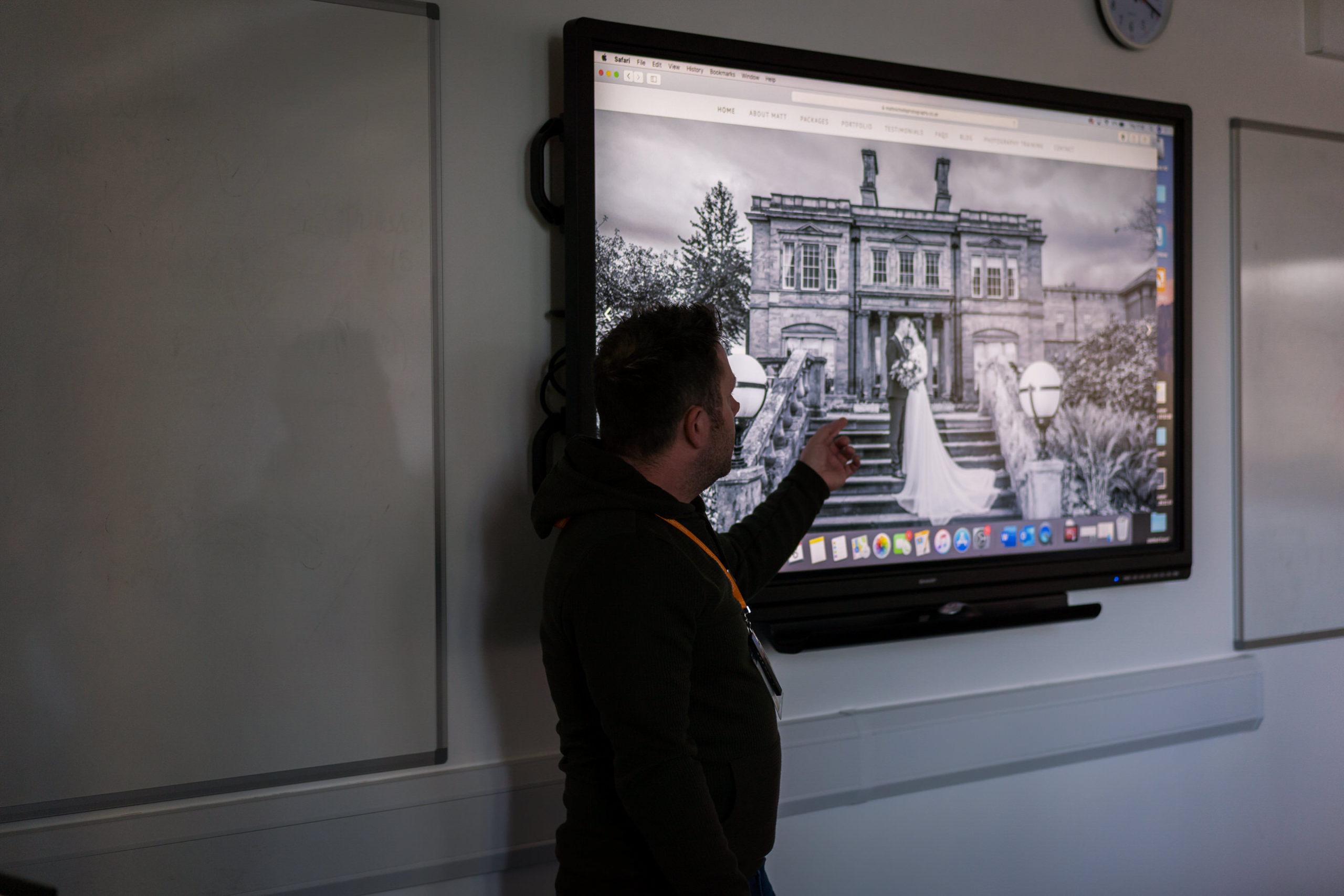 Matt Nicholls Photography at Leeds City College